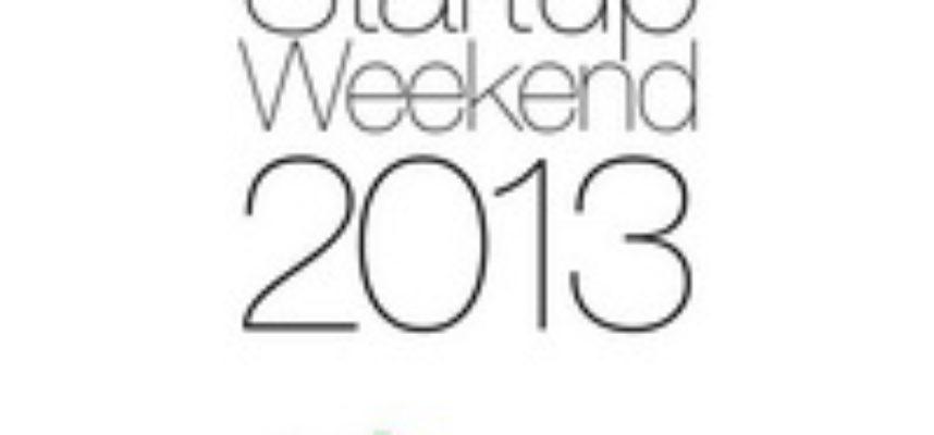 Astana Startup Weekend -2013