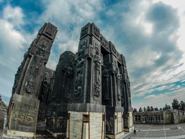 Монумент «История Грузии»,