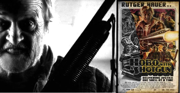 Hobo with a Shotgun - Бомж с дробовиком