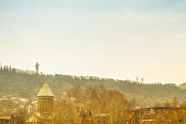 монумент «Мать Грузии»