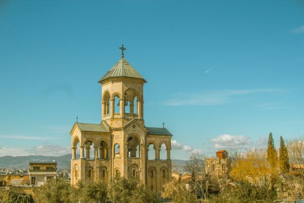 тбилиси звонница