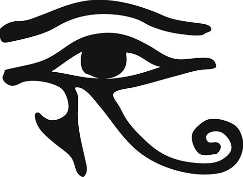 Египтеский глаз